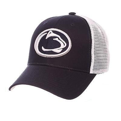 new arrival 7e48f a5261 NCAA Penn State Nittany Lions Big Rig Trucker Mesh Adjustable Hat   Cap