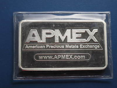APMEX 10oz Silver Bullion Bar .999 Pure