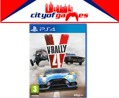 V-Rally 4 PS4 Brand New & Sealed In Stock
