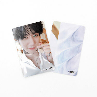 [GOT7]3rd Album Present:You Official Photocard/Lullaby/YUGYEOM 10