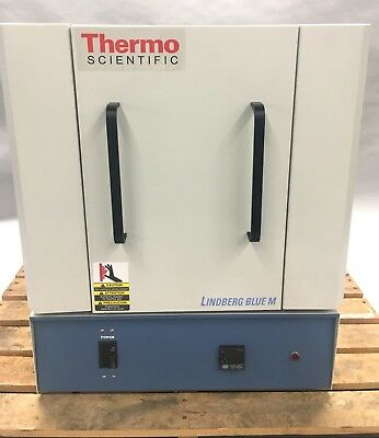 Thermo Scientific Lindberg/Blue M BF51433C Muffle Furnace 1500°C Box Furnace