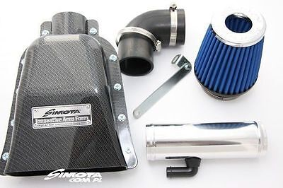 Top Cold Air Intake Simota Carbon Aero Form Sm-Pt-027 Citroen C2 2003- 1.6L