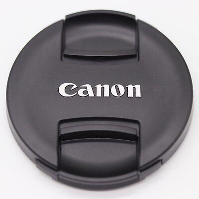 82mm New Style Pinch Lens Cap E-82II for Canon 82mm Lenses UK