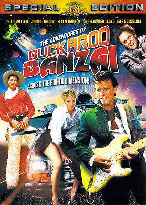 The Adventures Of Buckaroo Banzai (Dvd, 2002) - New Rare Dvd