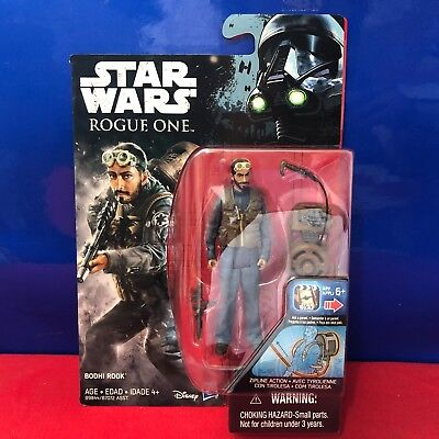 """Hasbro Star Wars Action Figure Rogue One Bodhi Rook 3.75"""" HS"""