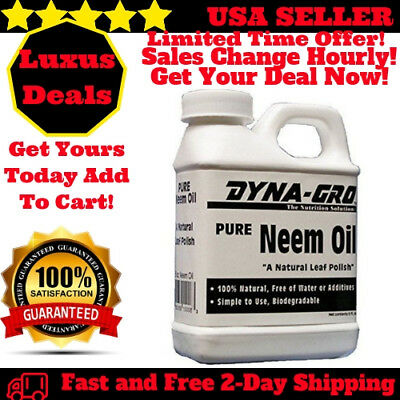Southern AG Triple Action Neem Oil OMRI Cert Insecticide/Fungicide/Miticide8 Oz