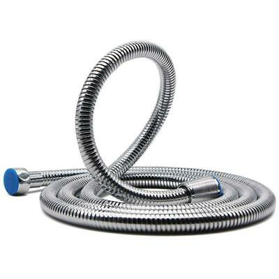 Roll over image to zoom in Shower Hose, 59-inch Extra Long Stainless Steel Handh