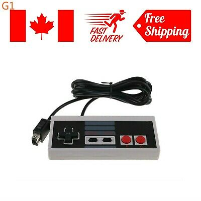 Replacement Wired Controller For Nintendo Mini NES Classic Edition Console