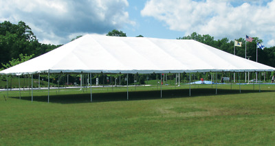 SEI INDUSTRIES MILITARY GRADE TENT 53ft x 57ft , UV protected Fabric.