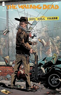 The Walking Dead #1 15th Anniversary Comic Madison Buy Sell Trade Store Variant