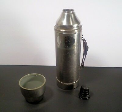 Uno Vac Stainless Steel Vacuum Bottle Thermos