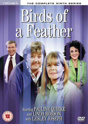 BIRDS OF A FEATHER COMPLETE SERIES 9 DVD Ninth Season Linda Robson UK Rel New R2
