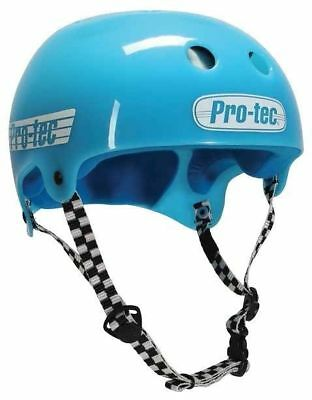Protec Bucky Skate Helmet - Solid Gumball Blue - Size Extra Large - Skate Scoote