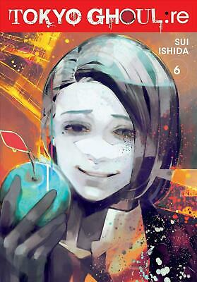 Tokyo Ghoul: re, Vol. 6 by Sui Ishida Paperback Book Free Shipping!