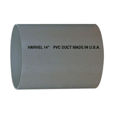 "HARVEL Duct Pipe,8"" Duct Size, HGUC0800PG1000"