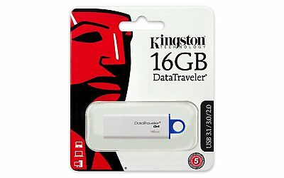 Clé USB 3.0 KINGSTON 16 Gb Go DataTraveler G4 DTIG4