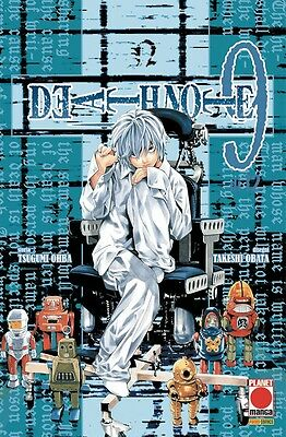 Death Note 9 ristampa - Planet Manga