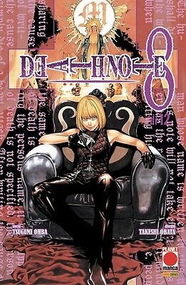 Death Note 8 ristampa - Planet Manga