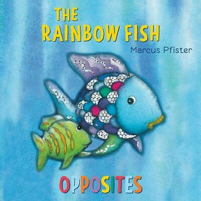 Opposites by Marcus Pfister (English) Board Books Book Free Shipping!