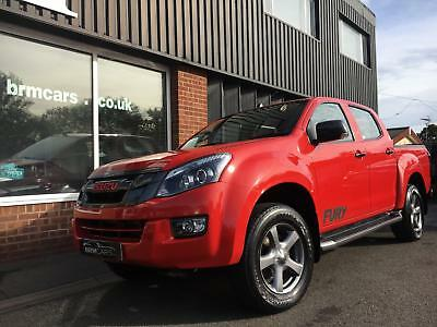 2016 16 Isuzu D-Max Fury 2.5 Twin Turbo Double Cab Pickup 1Owner Service History