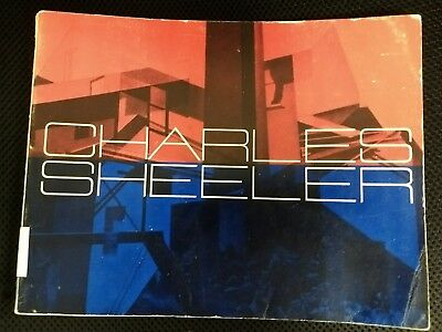 CHARLES SHEELER National Collection of Fine Arts Catalog SMITHSONIAN 1968