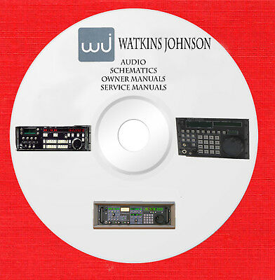 NEVE AUDIO REPAIR Service owner manuals on 1 dvd in pdf