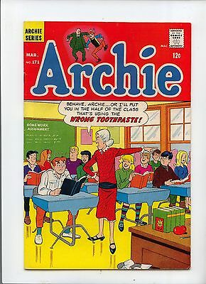 Archie #171 Silver Age
