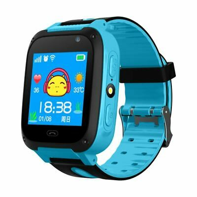 Smarcent Children GPS Smart Watch With Flashlight and Camera Baby Watch SOS Call