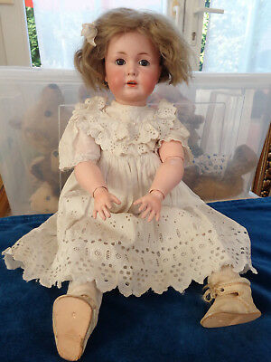 Antike Puppe Simon & Halbig antique doll