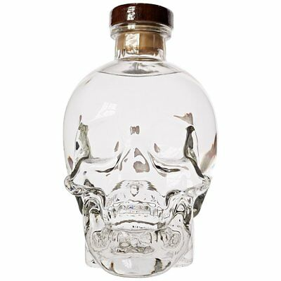 Crystal Head Vodka 40% 0,7l Totenkopf Design by Dan Aykroyd & John Alexander