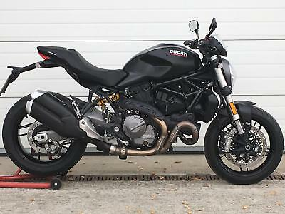 Ducati Monster 821 - immaculate 165 mile example !!