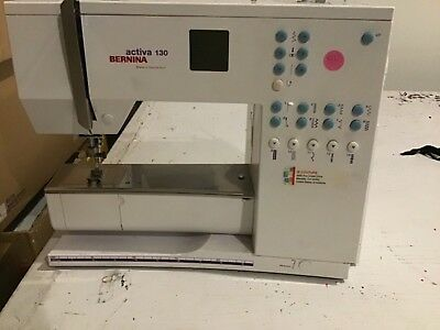 BERNINAACTIVA 40SEWING MACHINE 4040 PicClick Impressive Bernina Activa 130 Sewing Machine