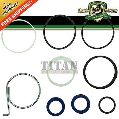 1606890M91 NEW Power Steering Cylinder Seal Kit For Massey Ferguson 255 265 275+