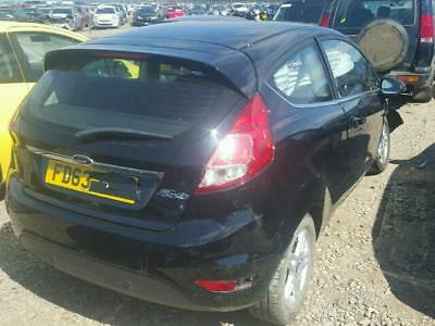 2014 Ford Fiesta Zetec Black Washer Bottle - Breaking