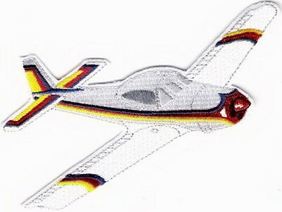 NAVION Airplane Aircraft Aviation Collectable Embroidered Patch
