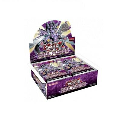 Yu-Gi-Oh! Soul Fusion 24 Booster Display (de) Deutsch 1. Auflage