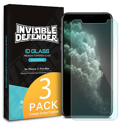 For iPhone XS/XR/XS Max | Ringke Tempered Glass Clear Screen Protector [