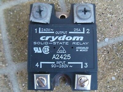 Crydom Solid State Relay A2425