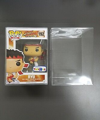 "20 Funko Pop! 4"" Vinyl Box Protector Acid Free 0.37 mm thickness without FILM"