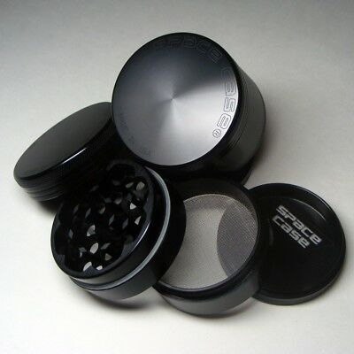 "Space Case Grinder - **FAST SHIPPING from US** 2.5"" (63mm) 4 Piece"