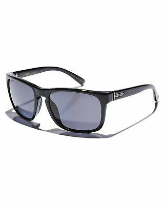 f13779c833d VON ZIPPER LOMAX Black Gloss  Vintage Grey Sunglasses BKV MSRP  110 ...