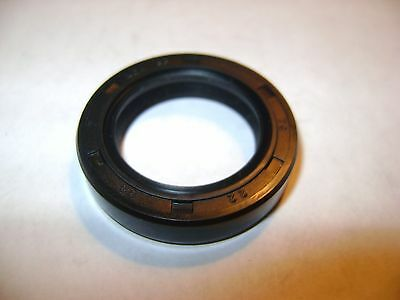 New Tc 22X33X7 Double Lips Metric Oil / Dust Seal With Garter Spring