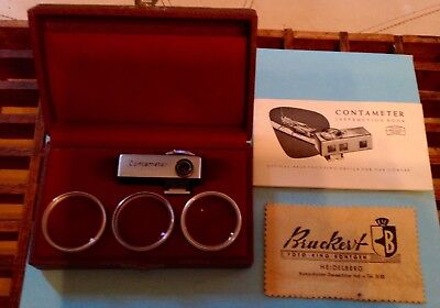 ZEISS Ikon Contameter 439 Close-Up Set for the Contax