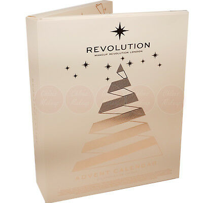 Make Up Revolution Beauty Christmas Advent Calendar