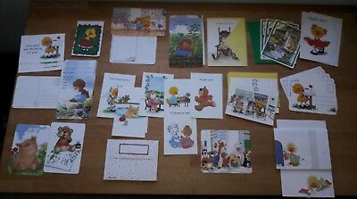 Lot of NEW Unused SUZY ZOO's Greeting Cards, Postcards and stationery