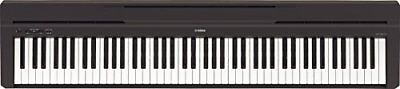 Yamaha P-45B Digital Piano (Piano)