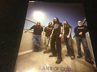 Lamb of God Cllipings Japan 498