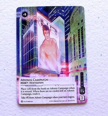 Android Netrunner Scorched Earth Art Promo