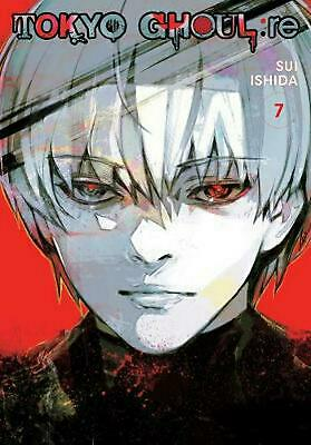 Tokyo Ghoul: re, Vol. 7 by Sui Ishida Paperback Book Free Shipping!