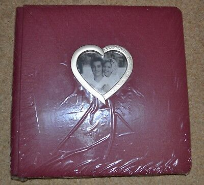 Creative Memories album - Heart Window coverset - Orig size 12 X 12 BNIP & NLA